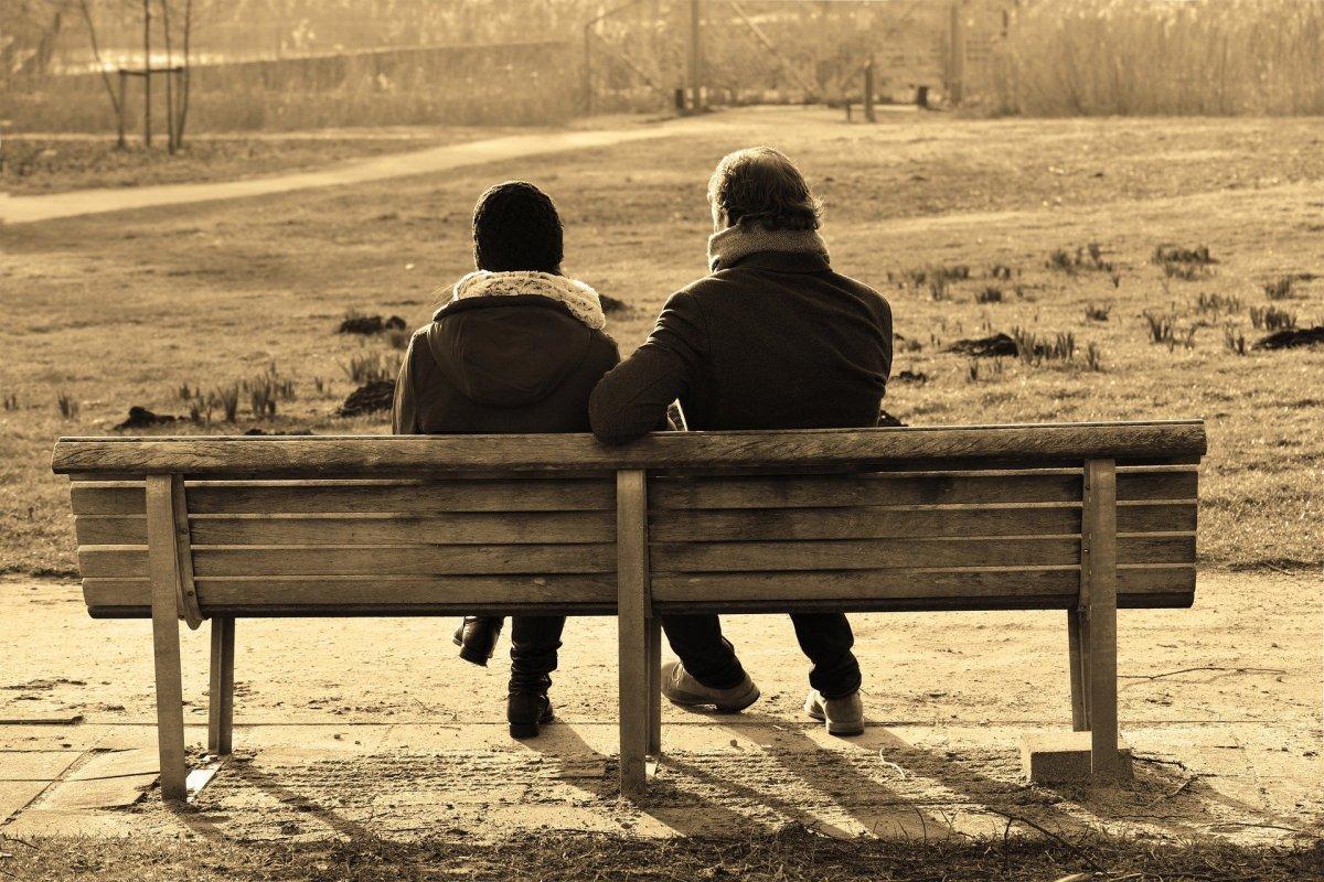 Eu odeio Ele – Fui conversar com meu verdadeiro pai e sai pior do que quandoentrei